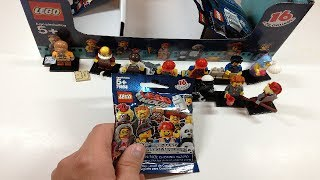 LEGO Minifigures The LEGO Movie Series - 14 pack opening!