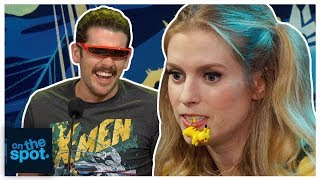 On The Spot: Ep. 149 - The 90s: Introducing Barbara Spice | Rooster Teeth