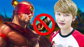 "How Peanut Plays Lee Sin on the ""RIP Lee Sin"" Patch (Patch 8.4) - League of Legends"