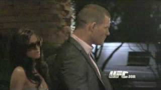 UFC Magazine Photo Shoot - Dan Henderson & Michael Bisping