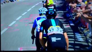 2015環法第十站 Team Sky Froome 大爆走!!