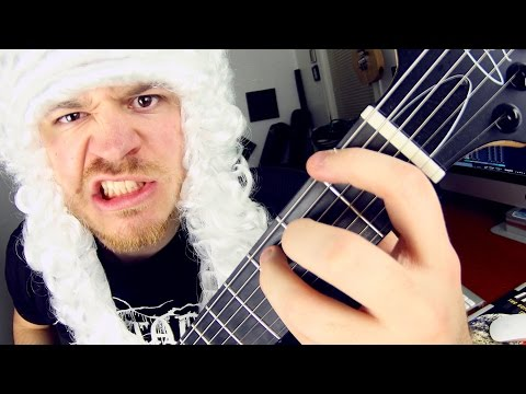 Rob Scallon - Bach Meets Metal Badinerie