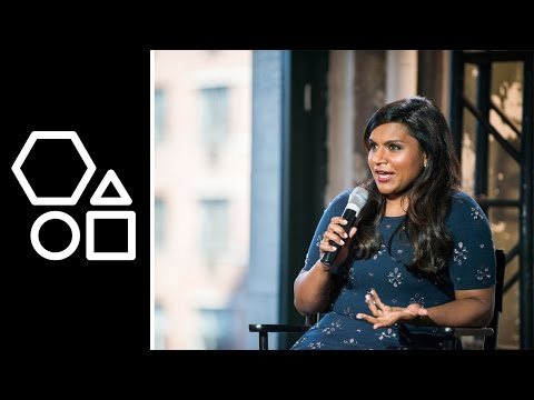 Mindy Kaling's Advice for Young Girls | AOL BUILD