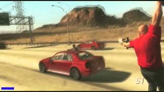 Grand Theft Auto 5 First Gameplay GTA 5 PS3 Xbox 360 PC