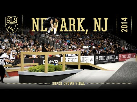 2014 SLS Nike SB Super Crown Championship