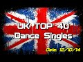 Download UK Top 40 - Dance Singles (12/10/2014) MP3 song and Music Video