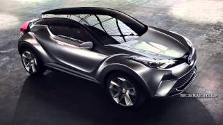 2015 Toyota C-HR Concept New Crossover
