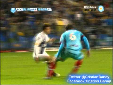 Boca 1 Arsenal 0 (Relato Sebastian Sellaro) Torneo Final 2013 (16/6/2013)
