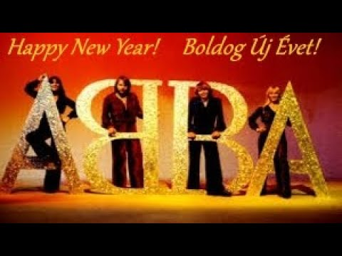 ABBA ~ Happy New Year (English lyrics/Magyar felirat)