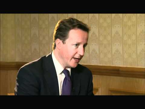 David Cameron: Why are we in Afghanistan?