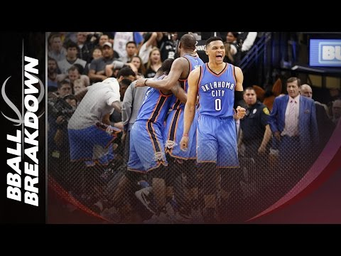 The Worst Refereed 13.5 Seconds Ever: Thunder At Spurs Game 2
