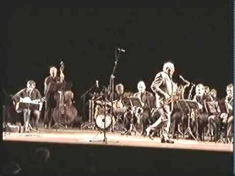 Shiny Stockings (Frank Foster) Live at Teatro Romano di Verona