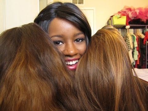 Washing Synthetic Wigs 7