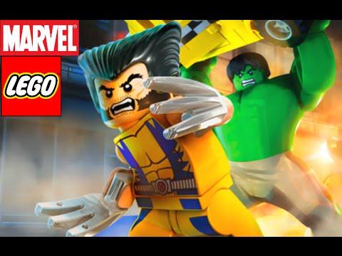 Мультики Лего. Лего Марвел Супергерои мультфильм на русском языке 10 серия