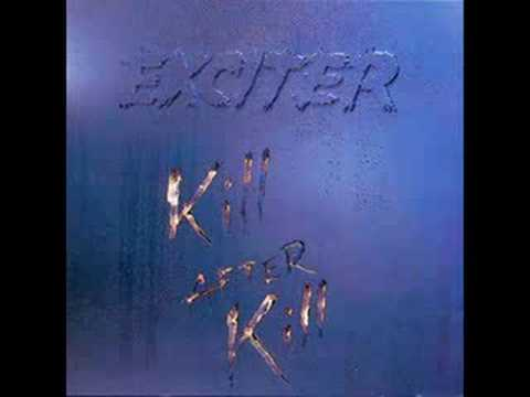 Exciter - Shadow Of The Cross