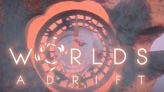 Worlds Adrift: New Island Journey Trailer