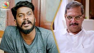 Expressive Eyes : Manikandan on Kaala   Interview   Nana Patekar   Rajinikanth