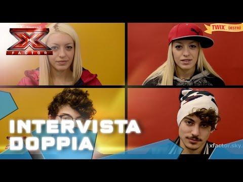 L'Intervista Doppia: Francesca e Pietro VS i Komminuet