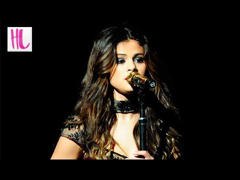 Selena Gomez Cancels Tour To Get Over Justin Bieber
