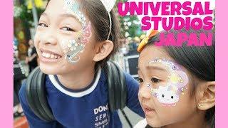 KAYCEE'S FAVORITE AMUSEMENT PARK UNIVERSAL STUDIOS JAPAN