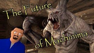 The Future of Machinima