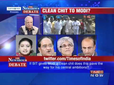 Debate: Clean chit to Narendra Modi?-3