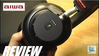 REVIEW: Aiwa Arc-1 Bluetooth Headphones (HiFi)