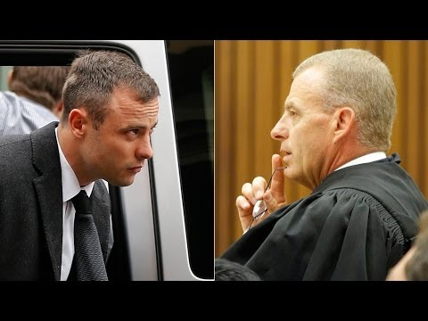 The Trial Of Oscar Pistorius: Day 22