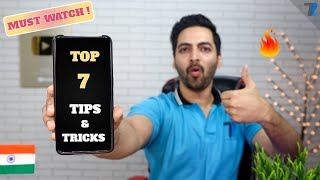 Best Android Tips & Tricks You Should Know ! [2019 20]