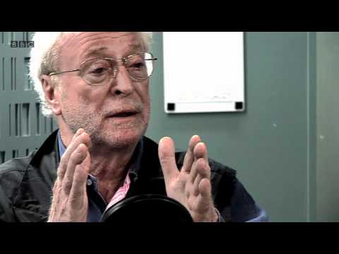 An acting masterclass from Sir Michael Caine (BBC Radio 4)