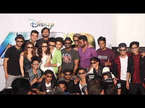 ABCD 2 Trailer Launch   Varun Dhawan   Shraddha Kapoor   Prabhudeva   Remo D'souza