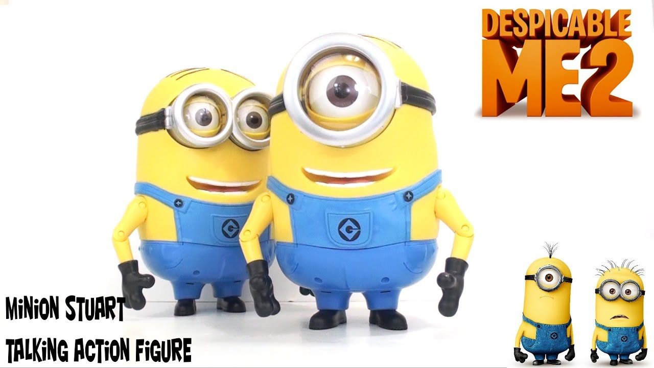 Minion Carl Stuart 2 Minion Stuart Talking