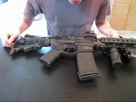My Smith & Wesson M&P 15 Sport