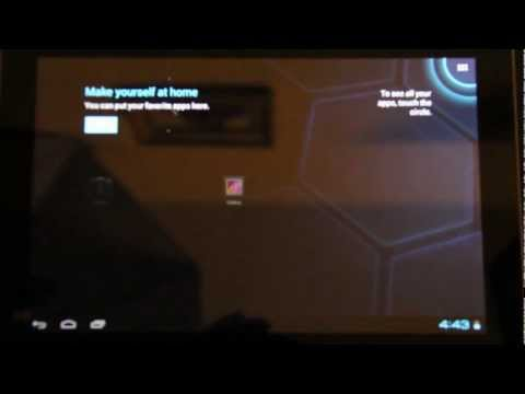 How To Install CyanogenMod 10.1 Android 4.2.2 Jelly Bean on the Samsung Galaxy Tab 10.1