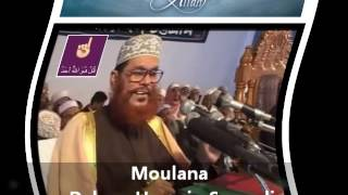 Bangla Waz - Moulana Delwar Hossain Sayeedi, Hazrat Khadija Accepting Islam
