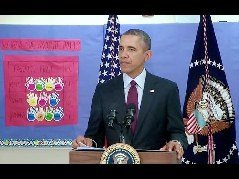President Obama Speaks on the FY 2015 Budget and Answers Questions from the Press