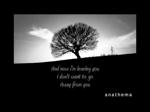 Anathema - Parisienne Moonlight (lyrics)