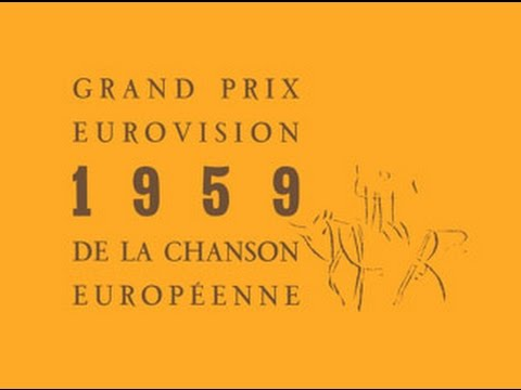 Eurovision Song Contest 1959 - full show