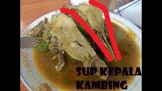 Kuliner Unik Sup Kepala kambing  Pak Maman Paling Enak di Puncak Bogor