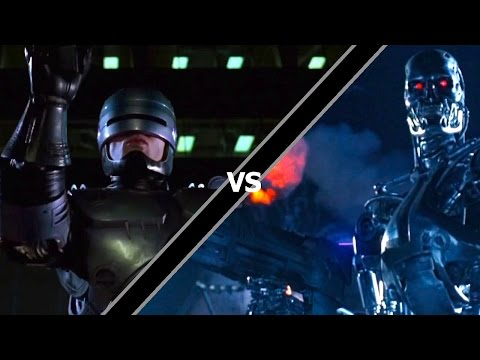 Robocop Vs. Terminator video