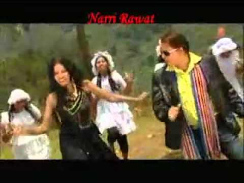 Chakkna Baand, Latest Garhwali Song, Gajendra Rana - Uploaded By Ishwar Bhatt Swala.flv video