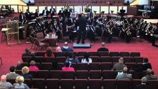 Alabama A&M University Wind Ensemble (2015)