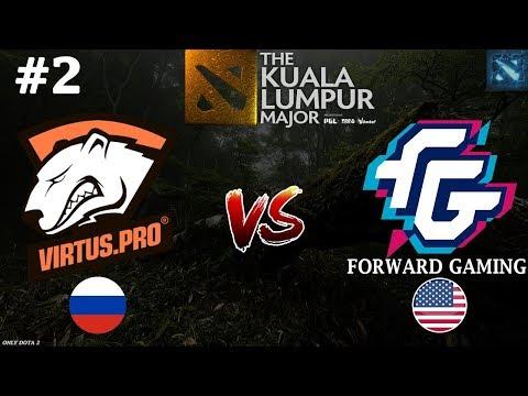 Virtus.Pro vs FWD #2 (BO3) | The Kuala Lumpur Major
