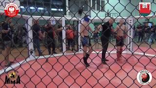 MP MMA 2018 Kadet 61 kg Balko M vs Durszlewicz A