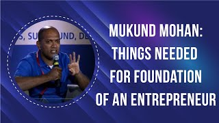 Mukund Mohan   Stages for business