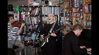Phoebe Bridgers Npr Music Tiny Desk Concert
