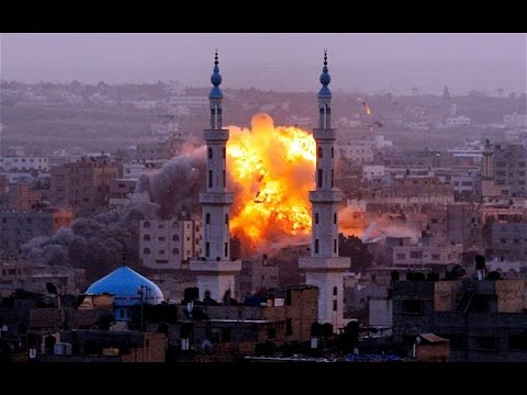 Gaza 72 hour humanitarian truce by Israel and Hamas begins