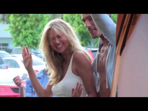 Ken Jeong Photobombs Kate Upton's GQ Photo Shoot - The Women of GQ
