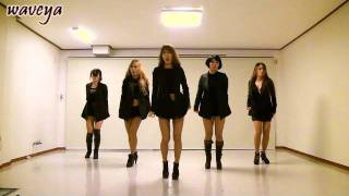 download lagu Waveya T-ara 티아라 Cry Cry 웨이브야 Korean Dance Group gratis