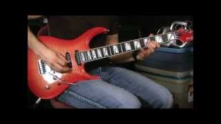 D Dorian Mode For Guitar